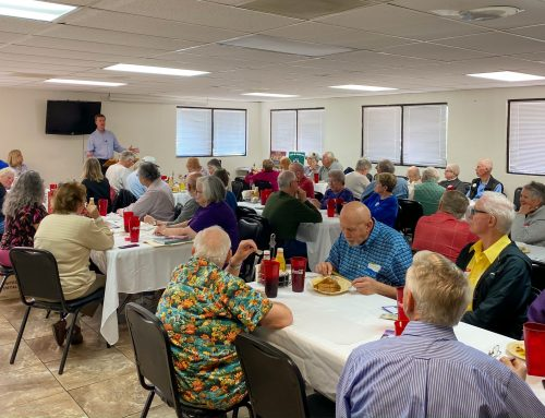 Videos of Candidates and Speakers at Democrats of Greater Tucson