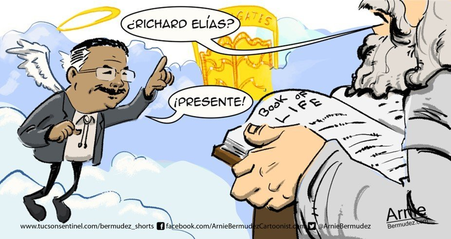 Richard Elias in Heaven