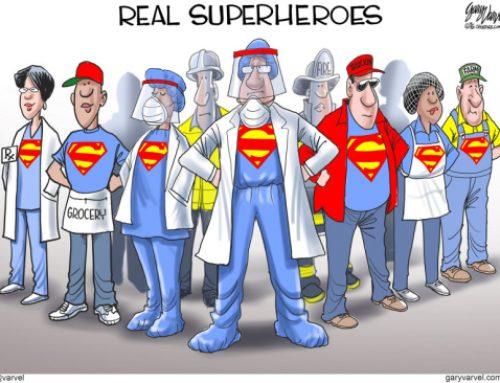 America's True Superheros