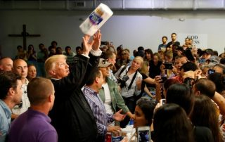 Trump paper towels