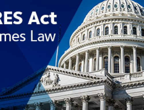 Good News in the CARES Recovery Act