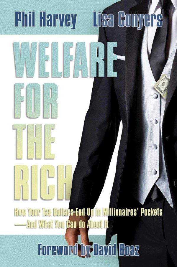 Welfare for the Rich book