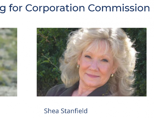 Donate $5 to Finance Corporation Commission Candidates