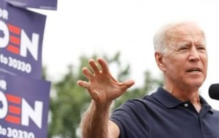 Joe Biden in Iowa