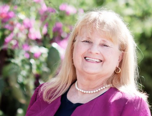 Video: Andrea Dalessandro, Candidate for AZ House in LD2