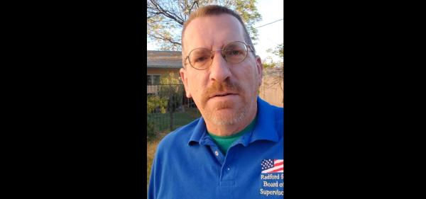 DGT Online: Brian Radford, Candidate for Pima Supervisor, Dist. 1