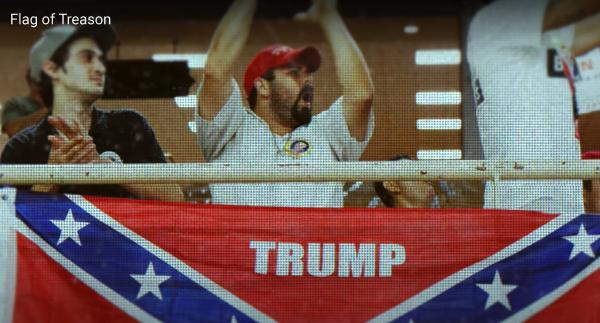Flag of Treason and Trump
