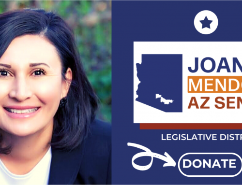 Video: JoAnna Mendoza, Candidate for AZ Senate in LD11
