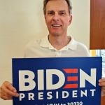 Larry Bodine, President of Democrats of Greater Tucson