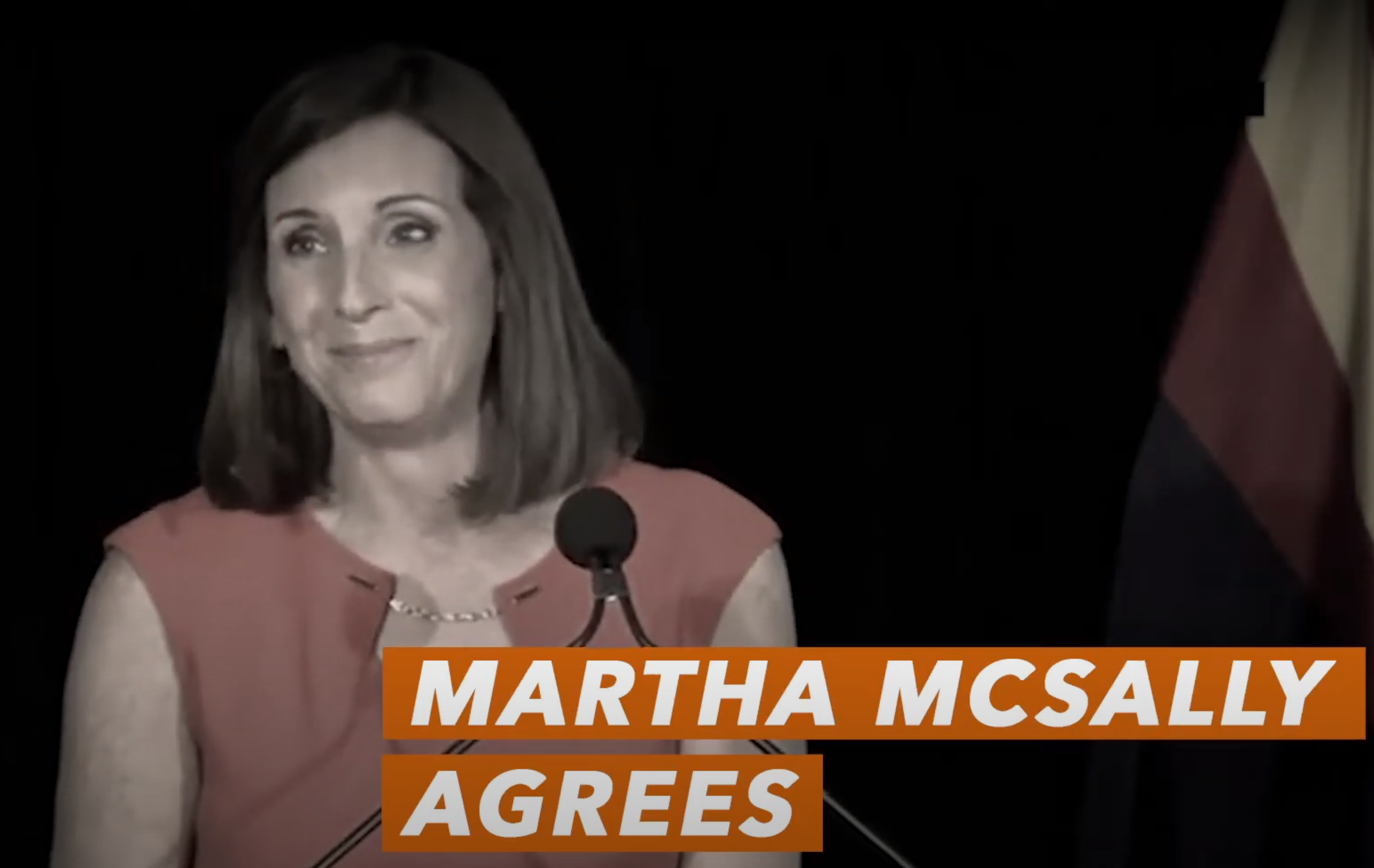 Video: McSally Wants States to Go Bankrupt, Lay Off First Responders