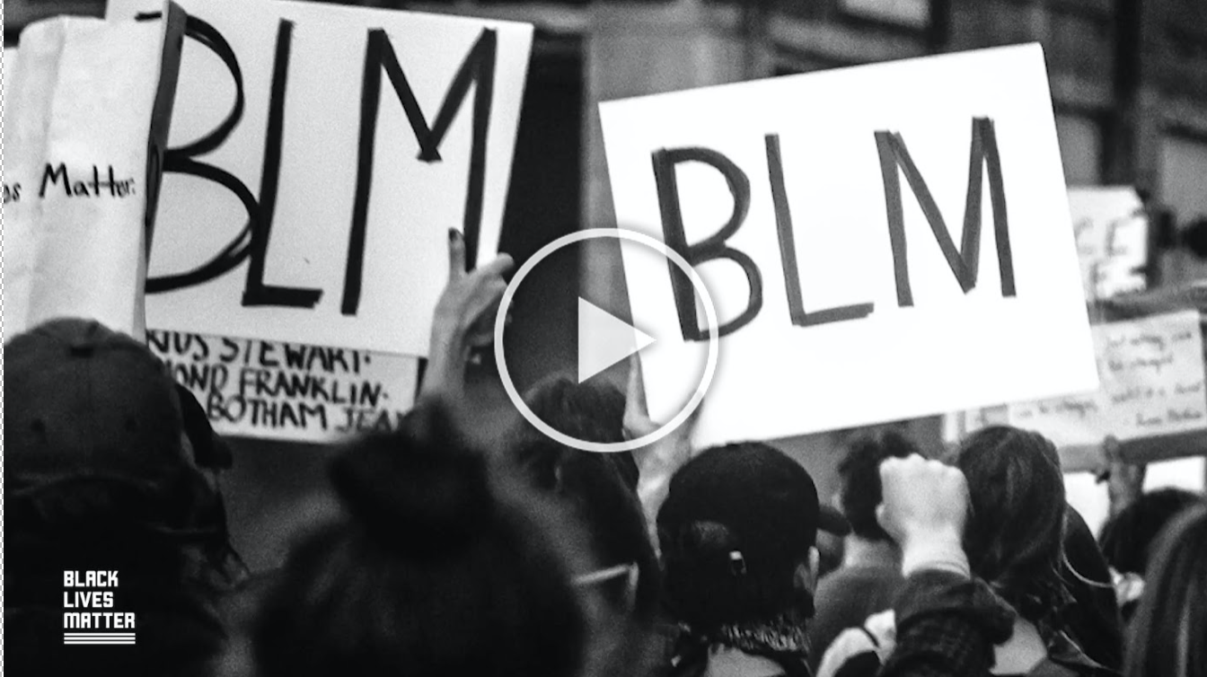 New Black Lives Matter Video