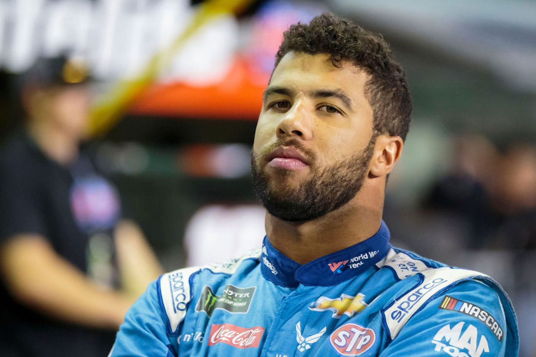 #WhatMatters featuring Bubba Wallace