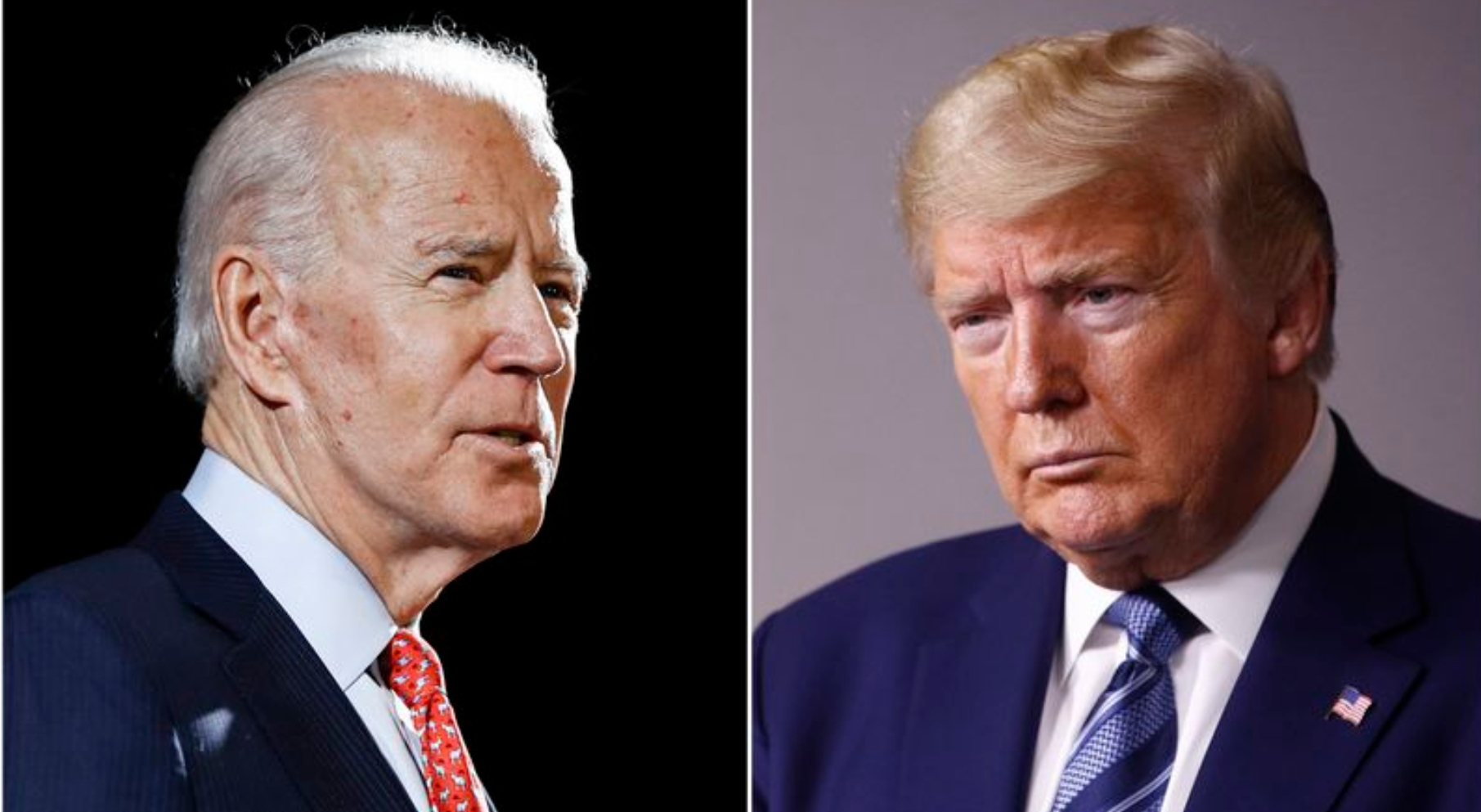 Biden Condemns Trump's use of Storm Troopers in Portland and other Cities