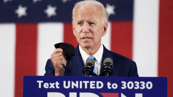 Biden Hits it Out of the Park at a Press Conference