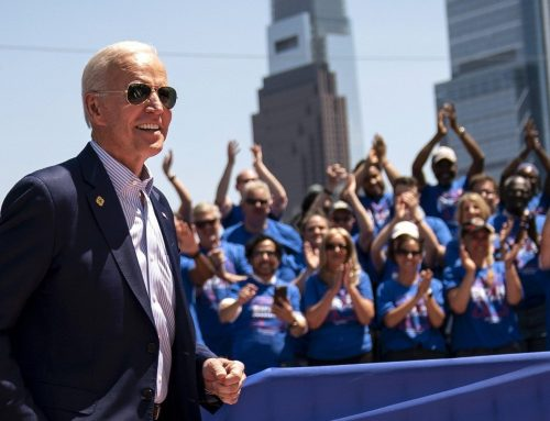 Joe Biden Needs a 34-state Strategy to Win The Country