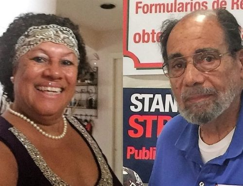 WATCH Connie DeLarge & Paul Taylor of the African American Caucuses