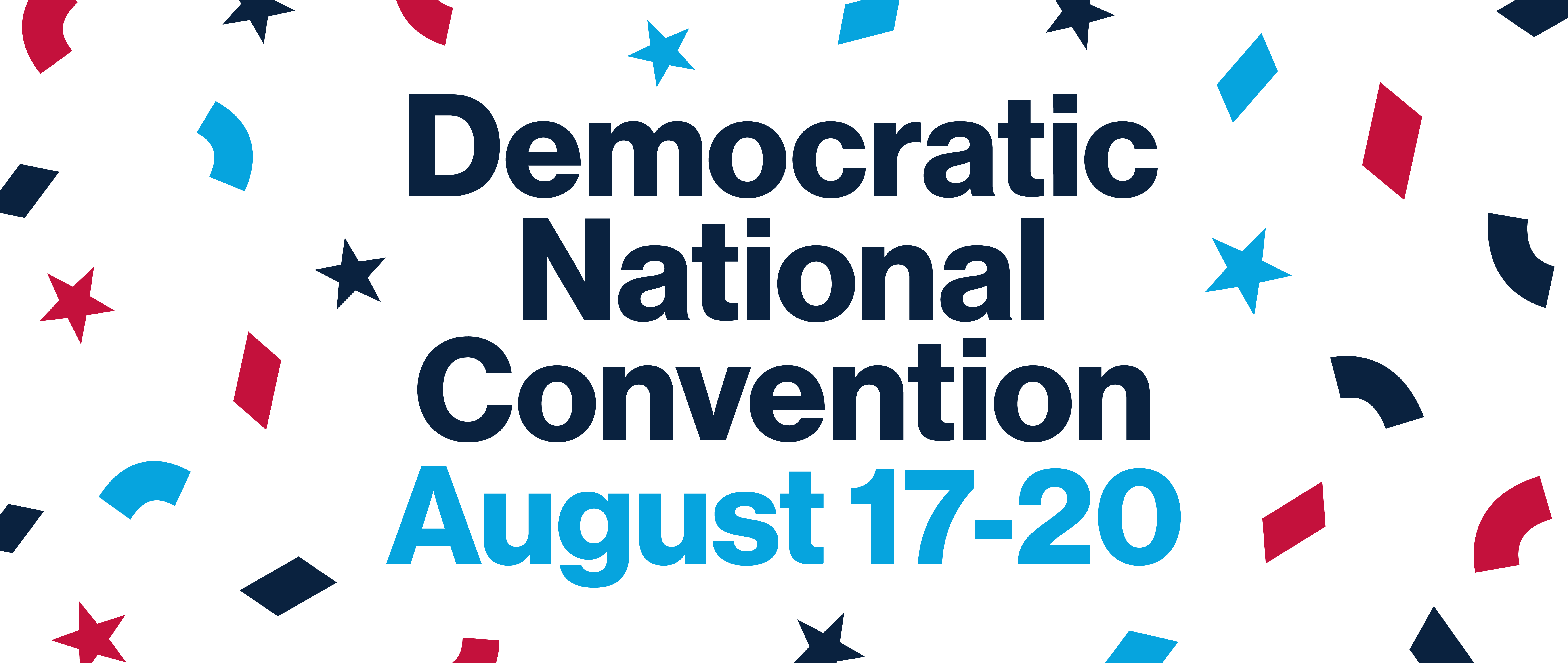 Democratic Convention Detailed Lineup