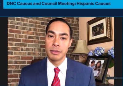 Julian Castro, former HUD Director under Obama
