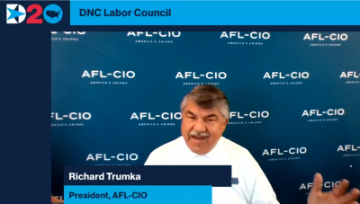 Rich Trumpa, President of the AFL-CIO