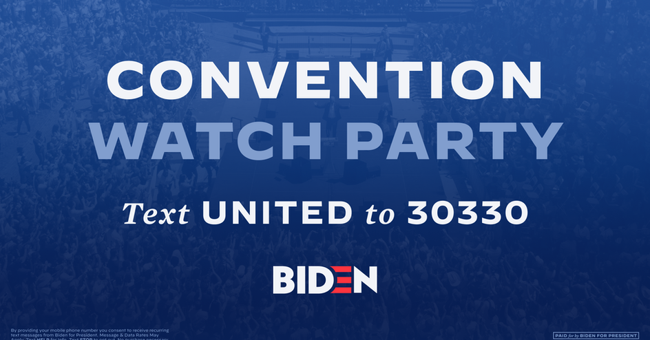 Join Convention Watch Parties Across Arizona