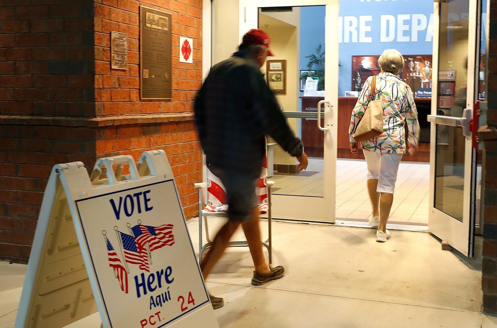 Democratic Turnout is Exceeding Republican turnout