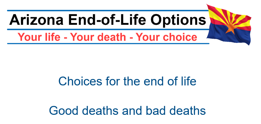 SEE: Six Options at the End of Life with Dwight Moore, Ph.D.