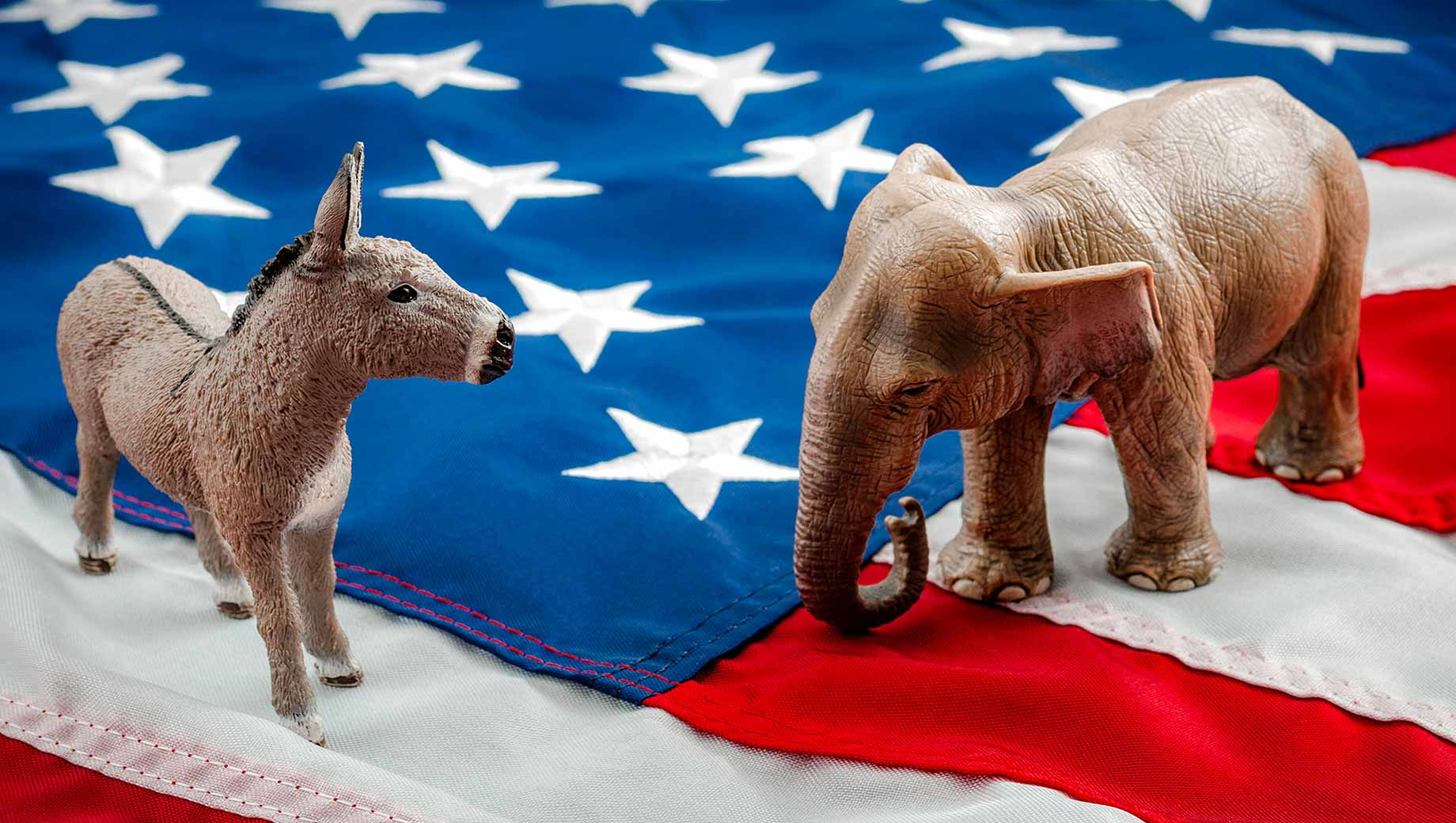 Gallup: Democrats Viewed as Party Better Able to Handle Top Problems