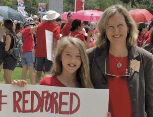 Kirsten Engel Will  Champion the People's Agenda in the Arizona State Senate