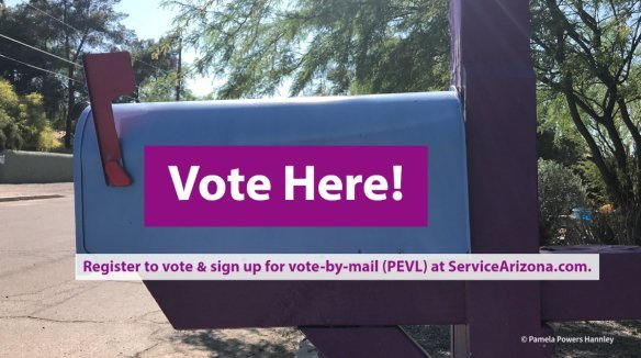 Voting by Mail — How Lucky are We?