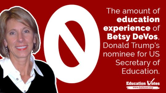 If You Knew Betsy Devos…