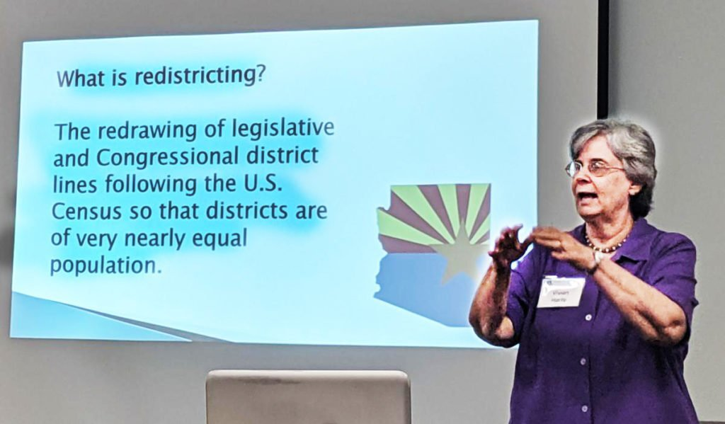 All Eyes on Arizona's Independent Redistricting Commission