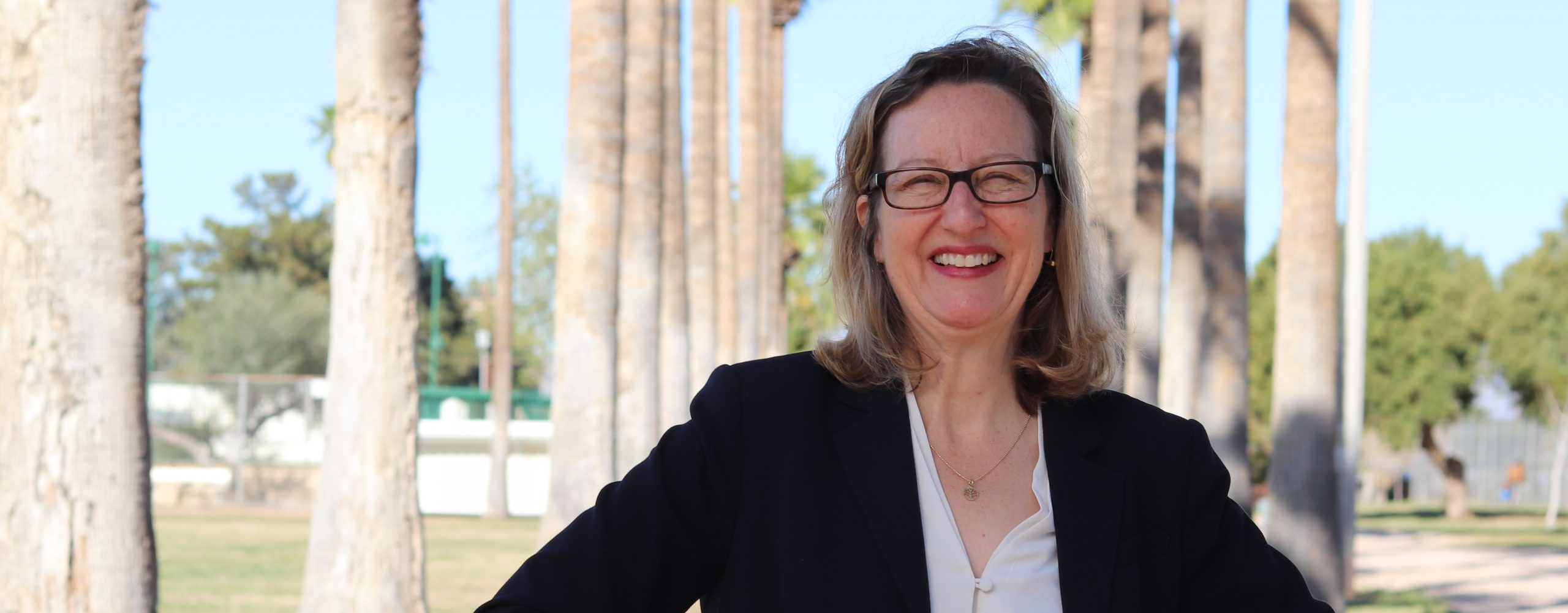 SEE: Kirsten Engel for AZ Senate, speaking at DGT on October 5, 2020