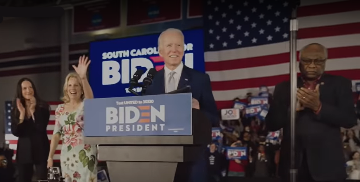 "Share ""Go From There"" Biden Video with Your Friends"