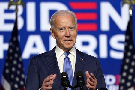 Acceptance Speech of President-Elect Joseph Biden