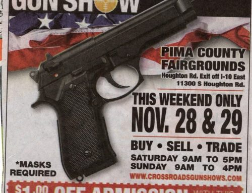 Tell the Supervisors: We Want Gun Background Checks at the Fairgrounds