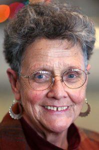 Public Defender Margo Cowan