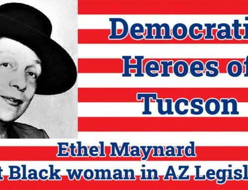 Democratic Hero Ethel Maynard Blazed a Trail for All Women to Follow