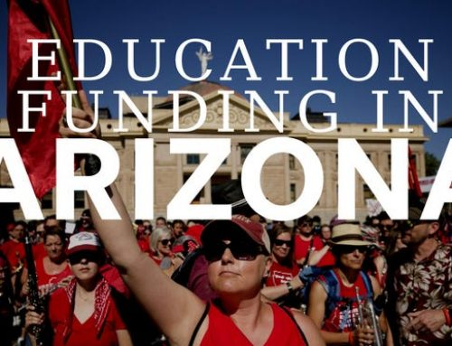 Arizonans Still Must Demonstrate for Public Schools to be Fully Funded