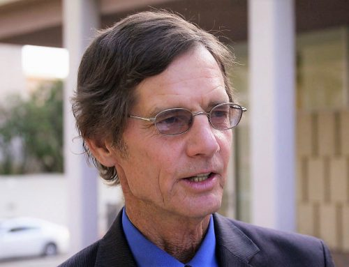 Steve Kozachik, Tucson City Councilman on Reid Park, 5G Towers and Water Pollution