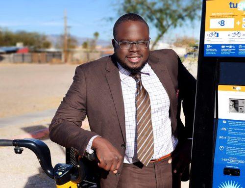 Akanni Oyegbola, South Tucson's Acting Mayor