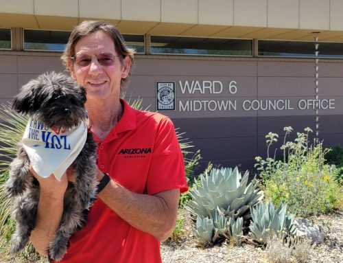 Councilman Steve Kozachik Seeks to Continue to Serve the People of Ward Six