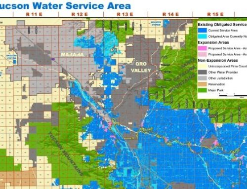 Tucson Councilman Paul Cunningham Wants to Raise Water Rates on the Suburbs