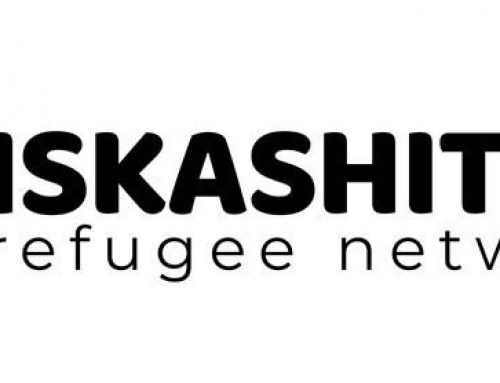 Show some love for the Iskashitaa Refugee Network