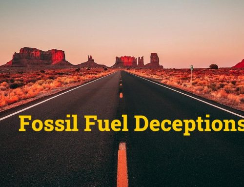 Climate Scientist Exposes Deceptions by Fossil Fuel Industry