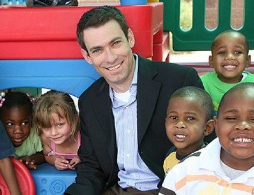 """Aaron Lieberman for Governor: """"We Can Have Great Schools and a Great Economy"""""""